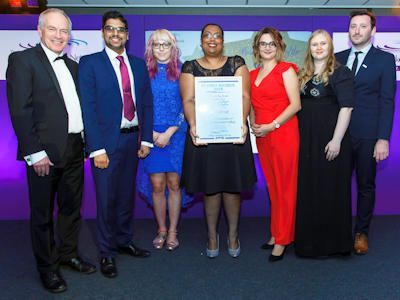 #FEFirsts2019, FE First Awards, College Marketing Network, North Warwickshire and South Leicestersshire College