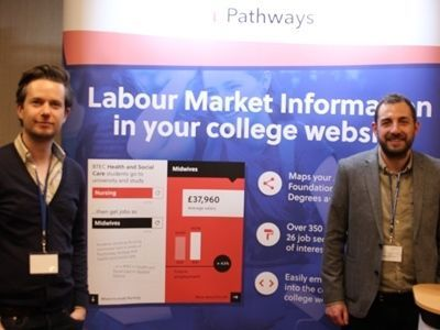FE First Awards 2018, College Marketing Network, Exhibitors, Annual Conference, Pathways, Float New Media