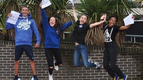 Salford City College, A level results 2017