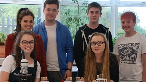 Winstanley students recognised by The Royal Society